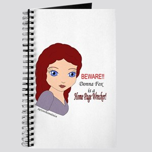 Donna Fox HP Wrecker Journal