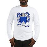 Merlin Family Crest Long Sleeve T-Shirt