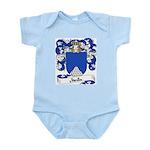 Merlin Family Crest Infant Creeper
