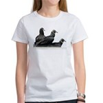Black Vulture Family Women's T-Shirt