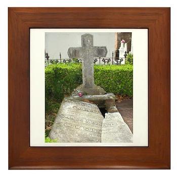 """""""Never Forgotten"""" Framed Tile"""