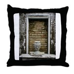 """Weathering Time"" Throw Pillow"