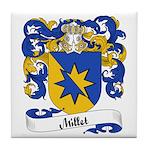 Millet Family Crest Tile Coaster