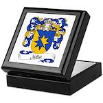 Millet Family Crest Keepsake Box