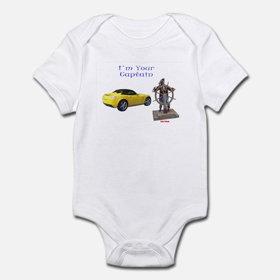 SATURN SKY Infant Bodysuit