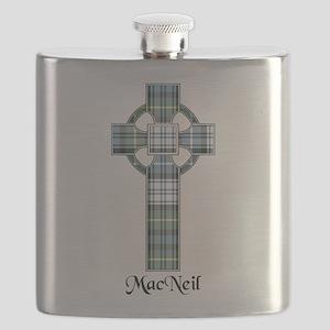 Cross-MacNeil dress Flask