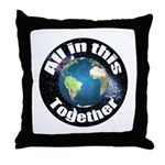ccTogether Throw Pillow
