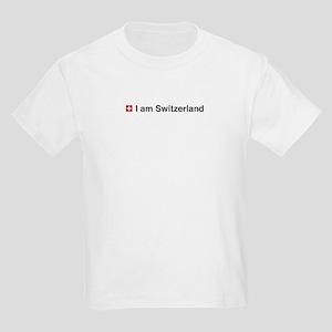 Twilight - I am Switzerland Kids Light T-Shirt