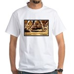 Indifference White T-Shirt