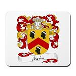 Morin Family Crest Mousepad