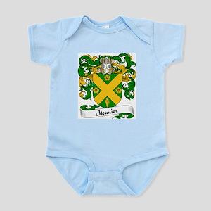 Mounier Family Crest Infant Creeper