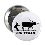 "Ski Texas 2.25"" Button (100 pack)"