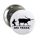Ski Texas Button