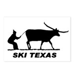 Ski Texas Postcards (Package of 8)