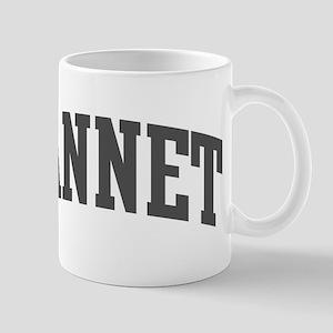 Gannet (curve-grey) Mug