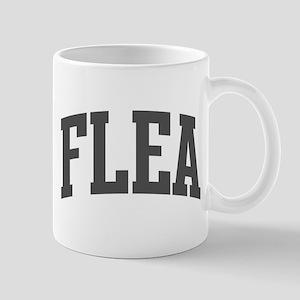 Flea (curve-grey) Mug