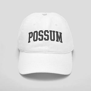 Possum (curve-grey) Cap