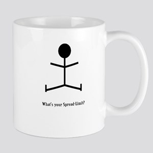 Spread-Limit Mug