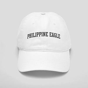 Philippine Eagle (curve-grey) Cap