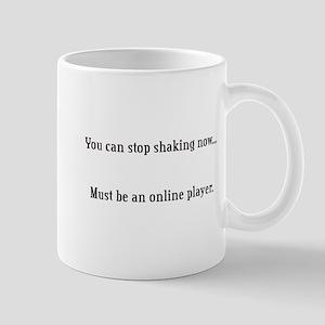Stop Shaking Mug