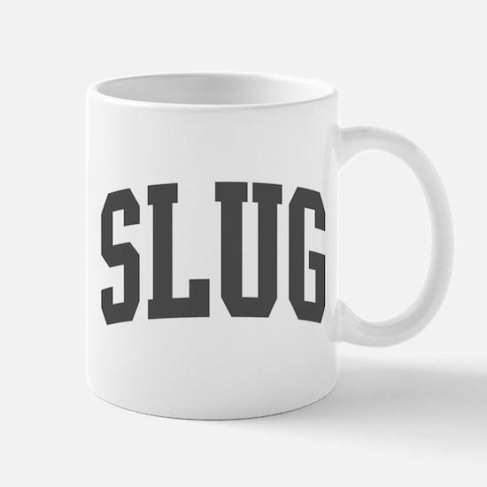 Slug (curve-grey) Mug