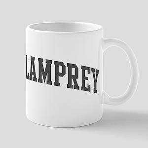 Sea Lamprey (curve-grey) Mug