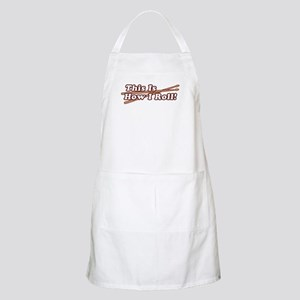 How I (Drum) Roll Apron
