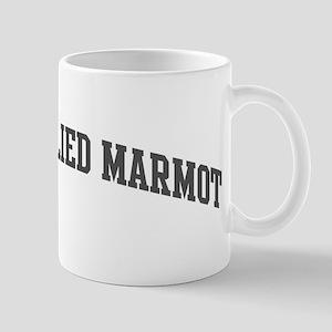 Yellow-Bellied Marmot (curve- Mug