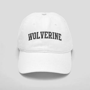 Wolverine (curve-grey) Cap