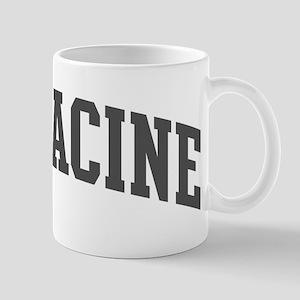 Thylacine (curve-grey) Mug