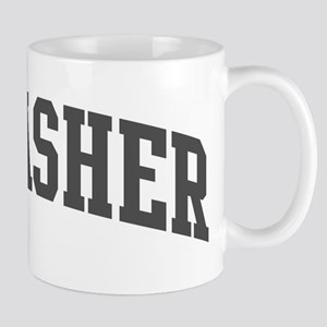 Thrasher (curve-grey) Mug