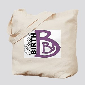 Blessed Birth Services Tote Bag