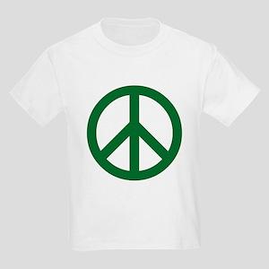 PEACE SYMBOL Kids T-Shirt