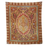 English Axminster Wall Tapestry