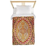 English Axminster Twin Duvet Cover