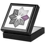 Demisexual Pride Starburst Keepsake Box
