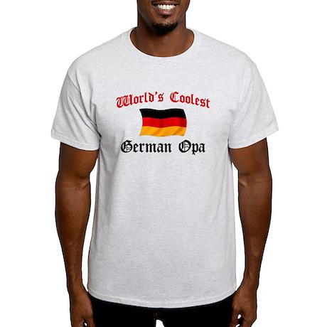 Coolest German Opa Light T-Shirt