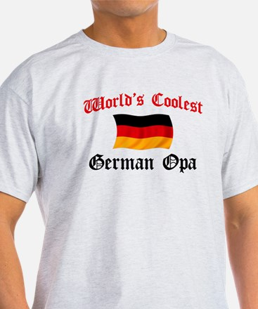 Coolest German Opa T-Shirt