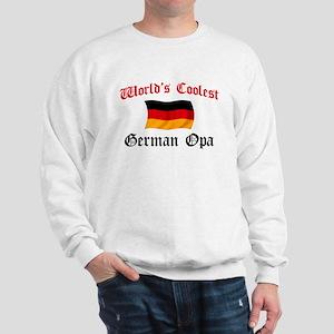 Coolest German Opa Sweatshirt