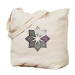 Demisexual Pride Starburst Tote Bag