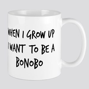 Grow up - Bonobo Mug