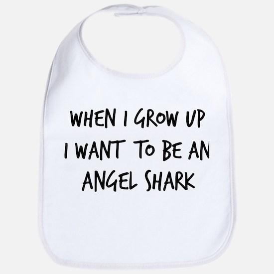 Grow up - Angel Shark Bib
