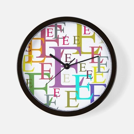 Epsilon Wall Clock