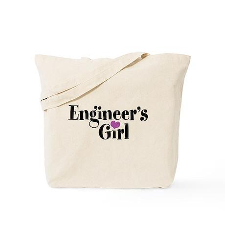 Engineer's Girl Tote Bag