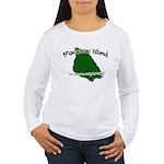 Mackinac Island - It's Never Women's Long Sleeve T