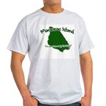 Mackinac Island - It's Never Light T-Shirt