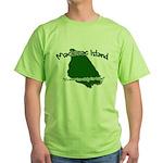 Mackinac Island - It's Never Green T-Shirt