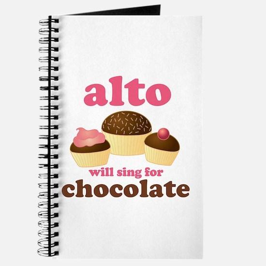 Funny Alto Journal