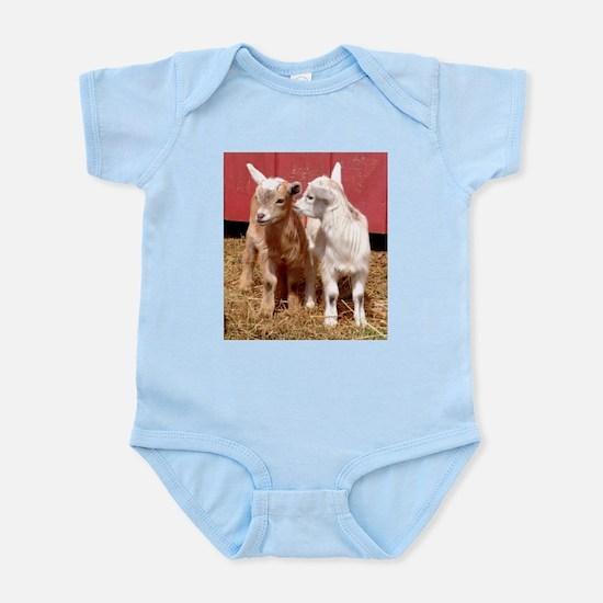 PYGMY GOATS Infant Creeper