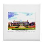 Coatesville Senior High School Tile Coaster